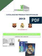 Ccs Global Import Catalogo 2013