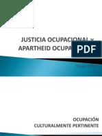 159744789 Justicia Ocupacional y Apartheid Ocupacional Parte II 1