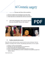 Beauty and Surgery