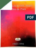 Petroleos Del Perú - Libro de Plata
