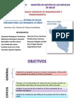 PROYECCIONES DEL SISTEMA DE SALUD PERUANO PARA LOS PROXIMOS 15 AÑOS (1)