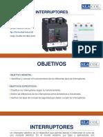 Interruptores y Relés Electromagnéticos111