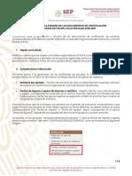 Proceso de Emisión de Ceritificados de Termiancion Semilelectrónicos 2018-2019