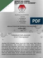 Presentasi Jurnal KMB Kelompok 4 RSUD PASMING