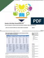 ¿Cómo Usar La Taxonomía de Bloom Para Redactar Objetivos de Aprendizaje_ – Docentes Al Día