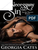 A Necessary Sin by Georgia Cates (The Sin Trilogy #1).epub
