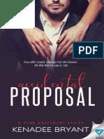 Accidental Proposal a Year Agr - Kenadee Bryant