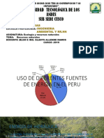 Diapositivas de Ecologia