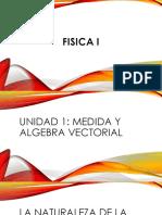 Unidad 1 Medida y Algebra Vectorial