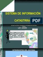 Sistema de Información Catastral