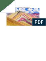montaña de 7 colors