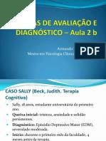 Aula 2b Téc de Aval e Diagnóstico TCC