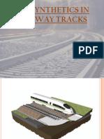Geosynthetics in Railway