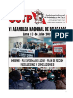 INFORME VI AND CGTP 13 JULIO 2019