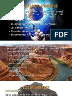 Geología - Las Rocas