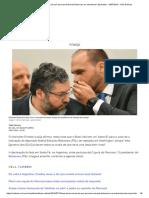 EUA Deram Sinais de Que Aprovam Eduardo Bolsonaro Na Embaixada, Diz Araújo - 16-07-2019 - UOL Notícias