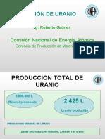 Prod Industrial de Uranio Generico_R Gruner
