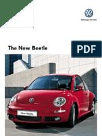 VW Beetle eBrochure