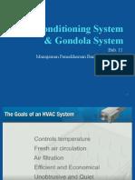 Bab 11 Utilitas Air Condition & Gondola System