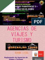 Actividad Turistica y Hotelera en El Peru