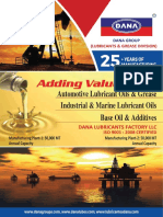 Dana Lubricants Factory Llc - Lubricants Lubricating Engine Oil Manufacturer in Dubai UAE