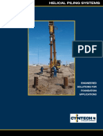 Cyntech Helical Piles Brochure