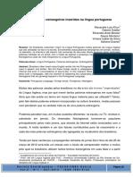 As Palavras Estrangeiras Inseridas Na Lingua Portuguesa