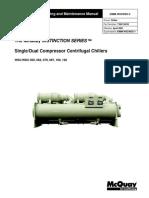 McQuay WSC WDC Installation Manual Eng