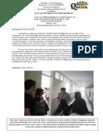 accomplishment report MAKATI SCIENCE HS.docx