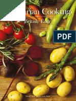 Vegetarian Cooking - British Taste