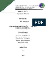 Agencia de Regulación y Control Hidrocarburifero