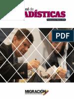 Boletín Estadístico Flujos Migratorios 2018_032019