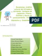 Analisis Estructural de Bocatomas