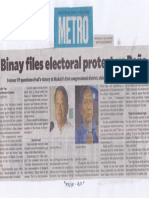 Philippine Daily Inquirer, July 17, 2019, Binay files electoral protest vs Pena.pdf