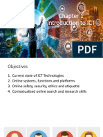 Chapter 1 Introduction to ICT