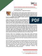 SCI - Manajemen Logistik Penanggulanagan Bencana Bagian 1