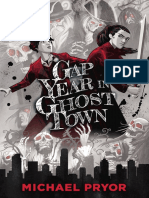 Gay Year in Ghost Town by Michael Pryor Extract