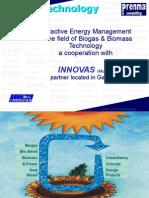 Bio Gas Biomass