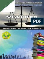 Statuta Poltekkes Kemenkes Banten