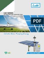 Lubi Solar DC Helical Rotor Pump