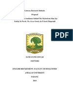 FANFAN INFANSYAH 1510731004 Literary Research Methods Proposal