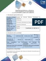 Guía de Actividades y Rúbrica de Evaluación - Faso 6- Proyecto Final