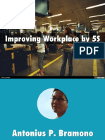 Improving Workplace by 5s