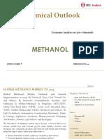 OGA_Chemical Series_Methanol Market Outlook 2019-2025
