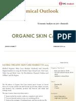OGA_Chemical Series_Organic Skin Care Market Outlook 2019-2025