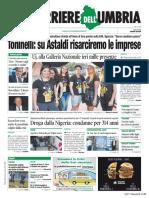 Rassegna stampa dell'Umbria mercoledì 17 luglio 2019 UjTV News24 LIVE