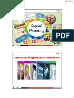 Day 1 Modul Digital Marketing Training
