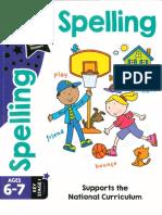 Spelling 6-7 Años