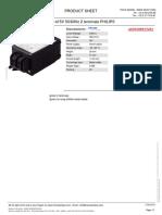 Spesifikasi Ballast Philips