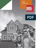 Home Suraksha Brochure
